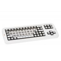 Clevy Keyboard Contrast - Large Keys