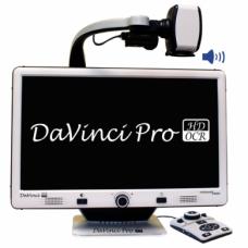 DaVinci Pro HD/OCR - Full Page Text-to-Speech