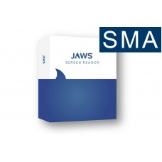 JAWS Home Edition + SMA   Software - Download Only