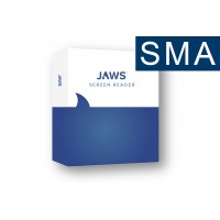 JAWS Professional + SMA  Software Download only