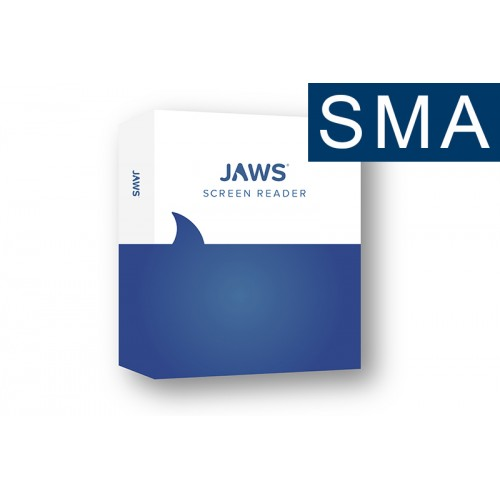Buy JAWS Professional + SMA Software Download only Online at Micro