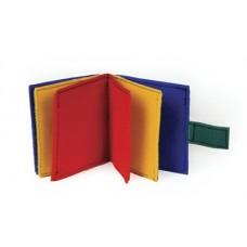 Book - Multicolor Mini Fabric