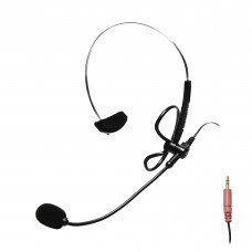 Andrea NC-8 Ultralight Noise-Canceling Head Mounted Microphone