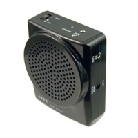 VoiceBooster 12 Watt Portable Voice Amplifier MR1505 (AKER)-12 Watt
