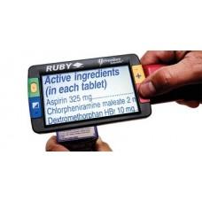 RUBY® Handheld Video Magnifier