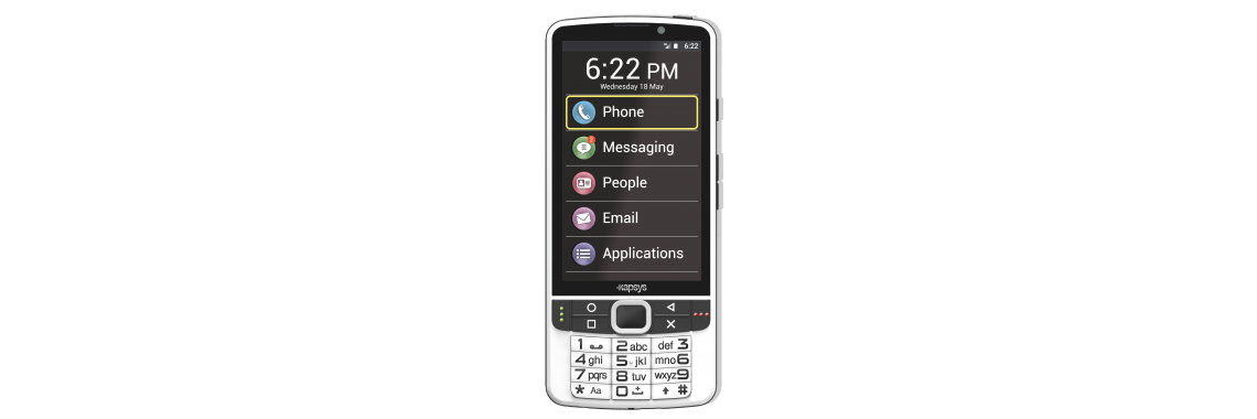 SmartVision2 Basic and Premium Phone