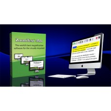 ZoomText Mac - Discontinued by manufacturer
