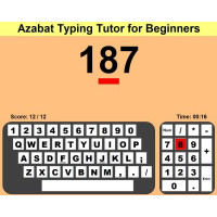 Azabat Beginners Touch-Typing Tutors