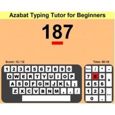 Azabat Beginners Touch-Typing Tutors
