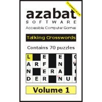 Azabat Talking Crosswords Volume 1-2-3