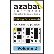 Azabat Talking Crosswords Volume 2