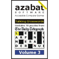 Azabat Talking Crosswords Volume 3