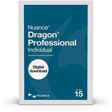 Dragon Professional Individual 15.0 Academic Win ESD. End User Email Is Required. No Returns
