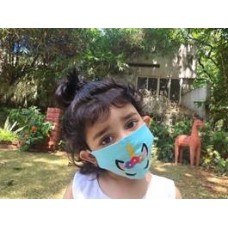 Mask - Cotton 3 Ply Washable Reusable Mask for Children