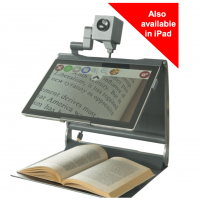 Mercury 12 Magnifier With Speech (Microsoft Surface Edition)