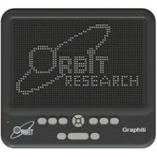 Orbit Graphiti® is an Interactive Tactile Graphics Display based on revolutionary Tactuator™ Technology
