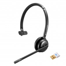 Andrea WNC-2100 Wireless Noise-Canceling Bluetooth® Mono Headset