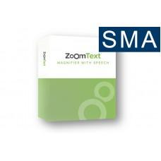 ZoomText Magnifier (International) + SMA